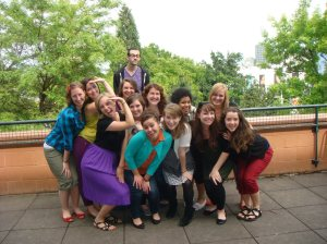 Summer 2012 SCT interns