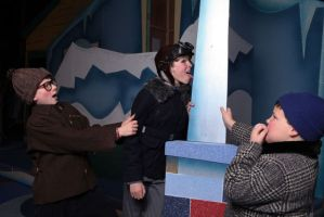 2014 Production of A Christmas Story