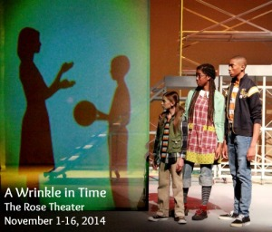 2014 Production of A Wrinkle in Time