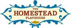 Homestead Playhouse logo