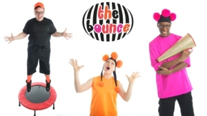"During my time on tour with Oily Cart Theatre, I observed 30 performances of ""The Bounce"""